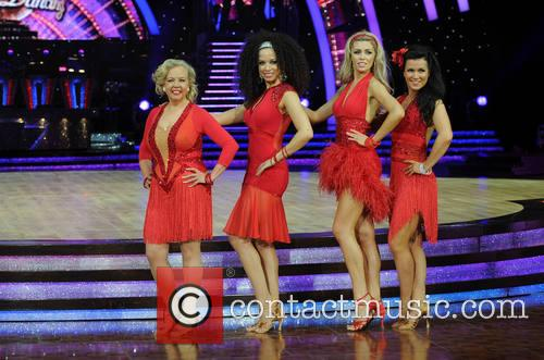 Deborah Meaden, Natalie Gumede, Abbey Clancy and Susanna Reid 4