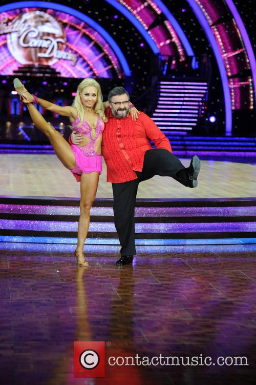 Mark Benton and Iveta Lukosiute 2