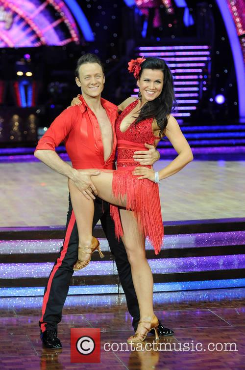 Susanna Reid and Kevin Clifton 3
