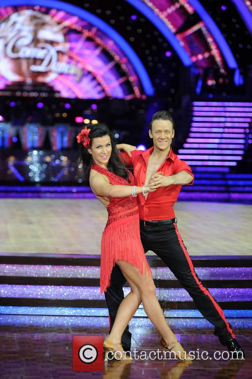 Susanna Reid and Kevin Clifton 4