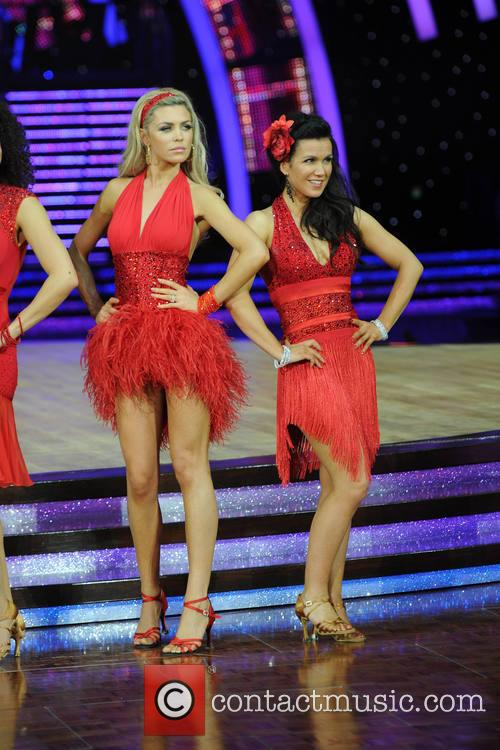 Abbey Clancy and Susanna Reid 8