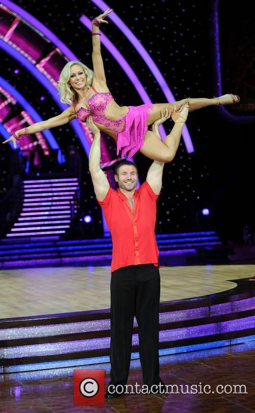 Ben Cohen and Kristina Rihanoff 4
