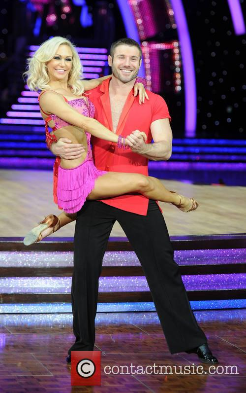 Ben Cohen and Kristina Rihanoff 1