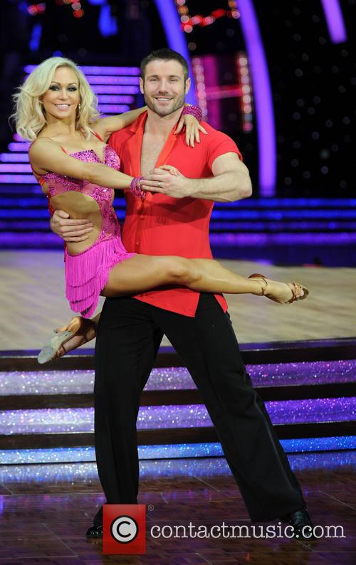 Ben Cohen and Kristina Rihanoff 5