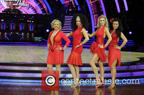 Deborah Meaden, Natalie Gumede, Abbey Clancy and Susanna Reid 8