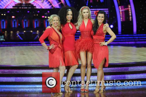 Deborah Meaden, Natalie Gumede, Abbey Clancy and Susanna Reid 9