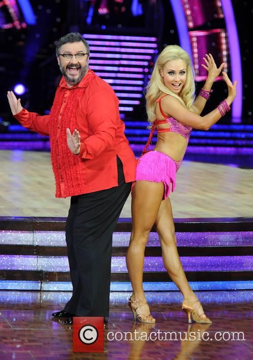 Mark Benton and Iveta Lukosiute 1