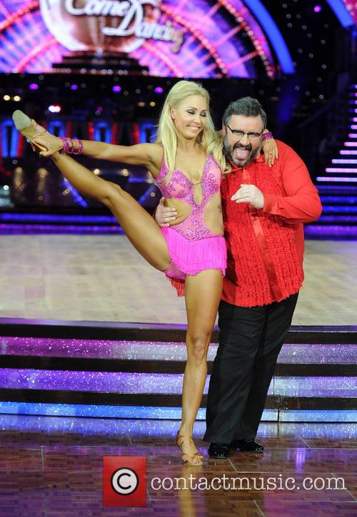 Mark Benton and Iveta Lukosiute 3