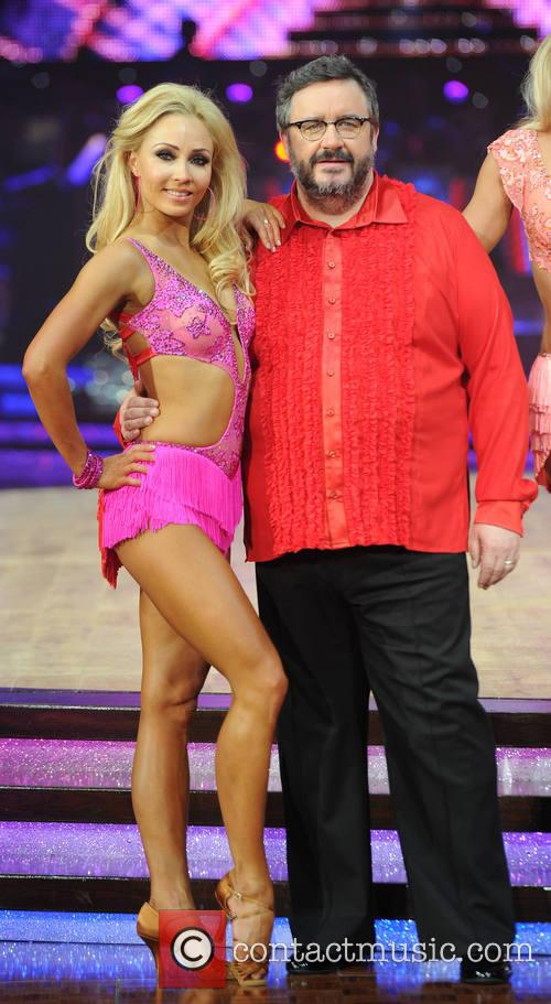 Mark Benton and Iveta Lukosiute 4