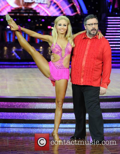 Mark Benton and Iveta Lukosiute 5