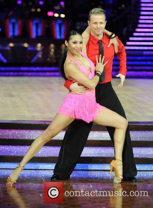 Nicky Byrne and Karen Hauer 4