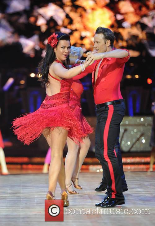 Susanna Reid and Kevin Clifton 1