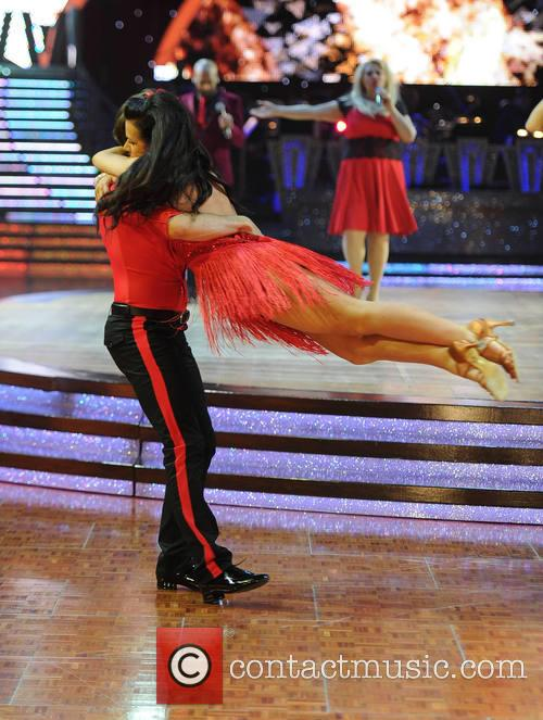 Susanna Reid and Kevin Clifton 7