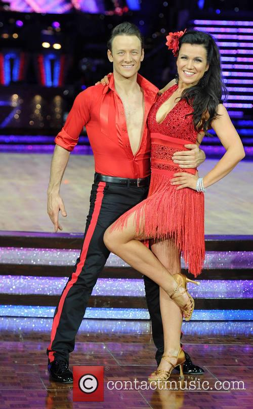 Susanna Reid and Kevin Clifton 10