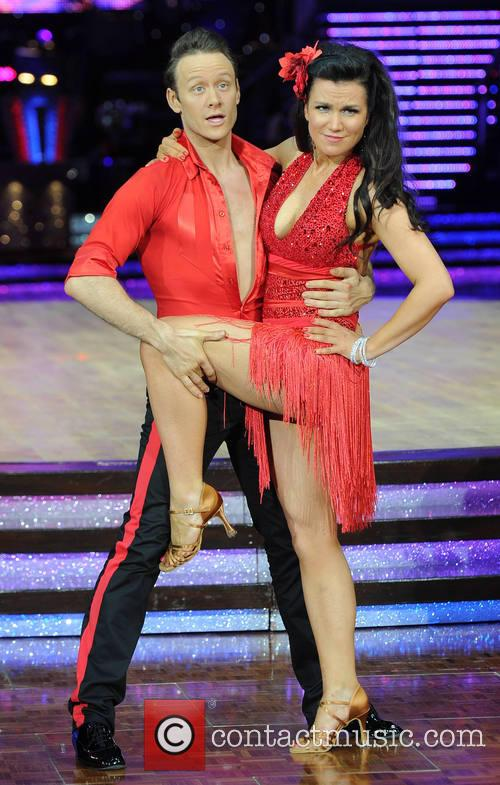 Susanna Reid and Kevin Clifton 11