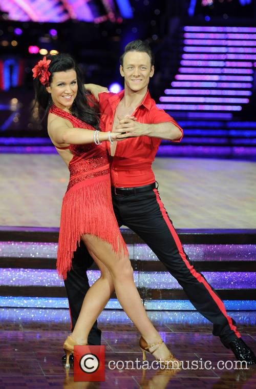 Susanna Reid and Kevin Clifton 12