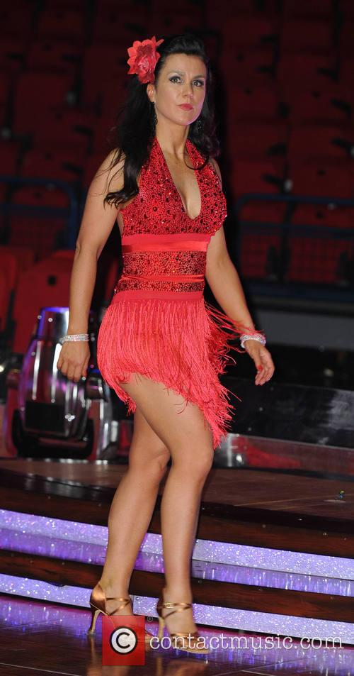 Susanna Reid, Strictly Come Dancing