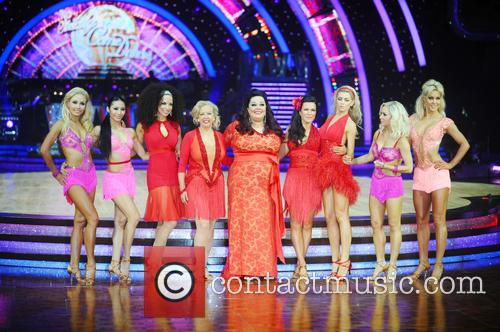 Natalie Gumede, Abbey Clancy, Susanna Reid, Deborah Meaden and Lisa Riley 5