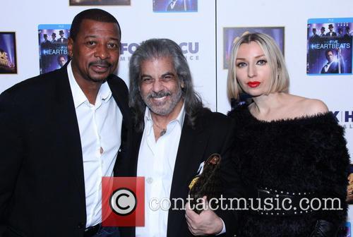 Valeria, Vincent Isaac and David Harrison Levi 3