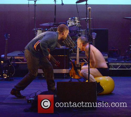 Billy Boyd on stage