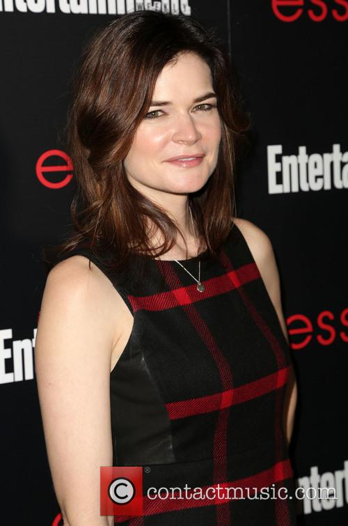 Betsy Brandt, Chateau Marmont