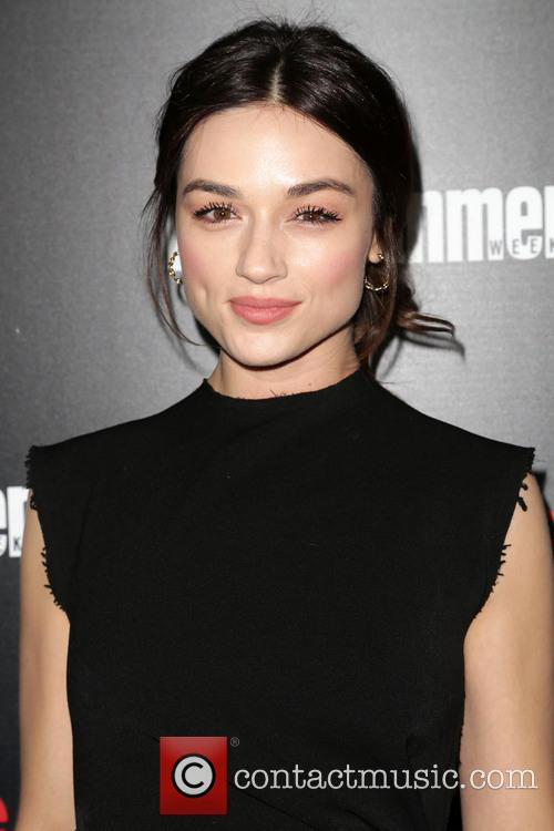Crystal Reed, Chateau Marmont