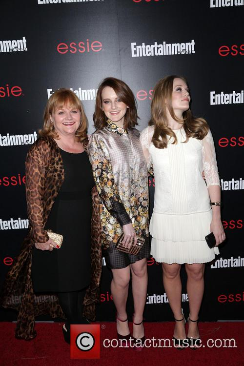 Lesley Nicol, Sophie Mcshera and Cara Theobold 4