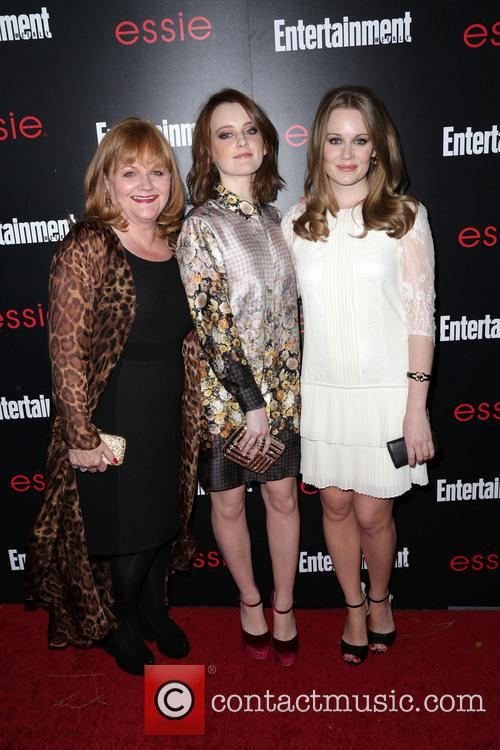 Lesley Nicol, Sophie Mcshera and Cara Theobold 5