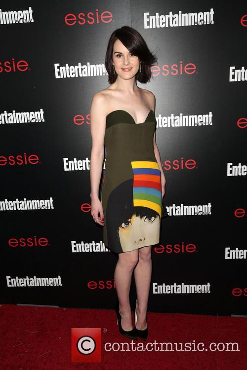 Michelle Dockery, Chateau Marmont