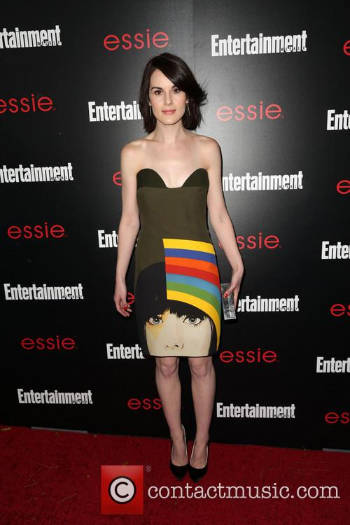 michelle dockery entertainment weekly screen actors guild 4029516
