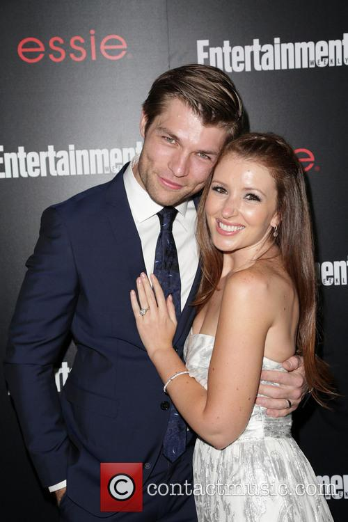 Liam Mcintyre and Erin Hasan 4