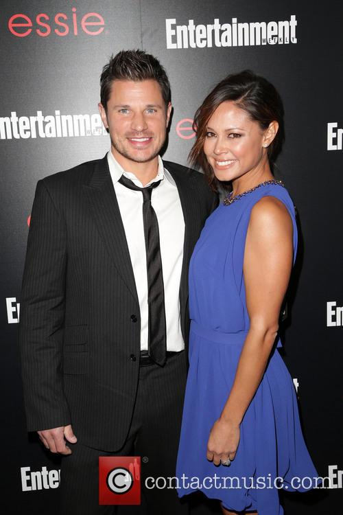 nick lachey vanessa lachey entertainment weekly screen actors 4029469
