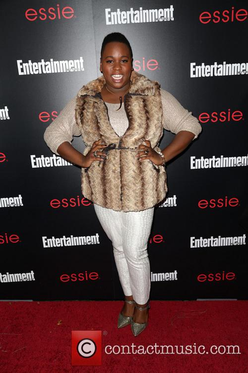Entertainment Weekly and Alex Newell 2