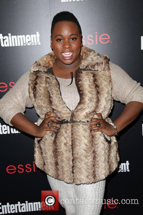 Entertainment Weekly and Alex Newell 3
