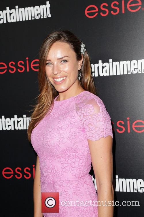 Entertainment Weekly and Jessica McNamee 4