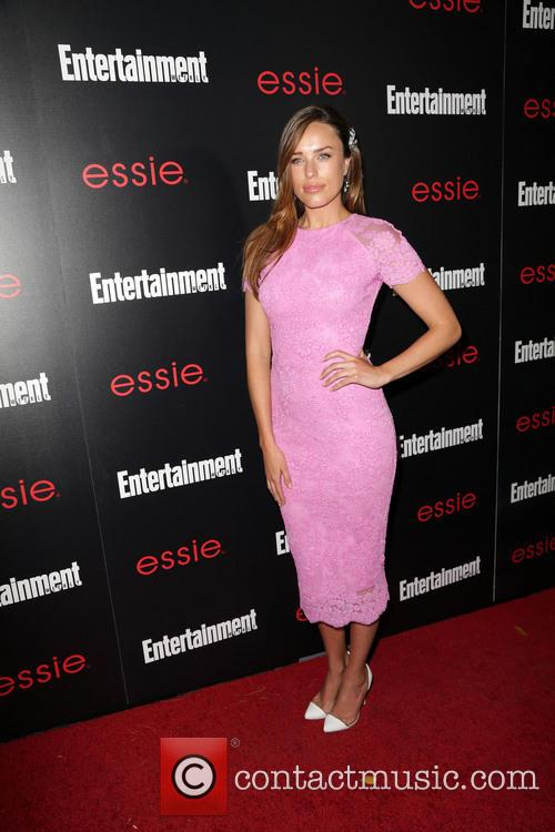 Entertainment Weekly and Jessica McNamee 5