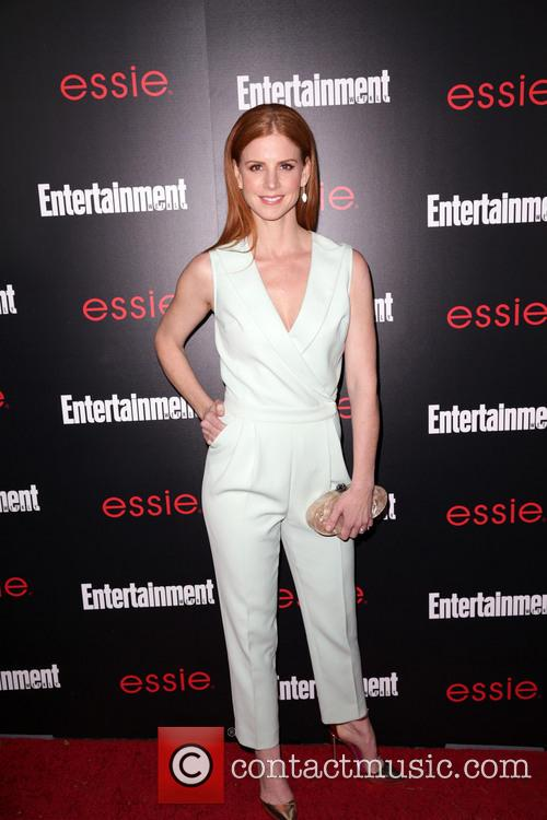 Sarah Rafferty, Chateau Marmont