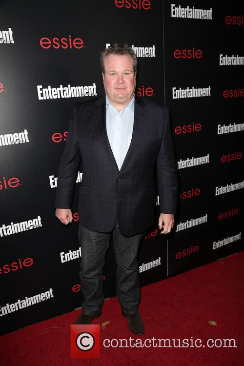 Eric Stonestreet, Chateau Marmont