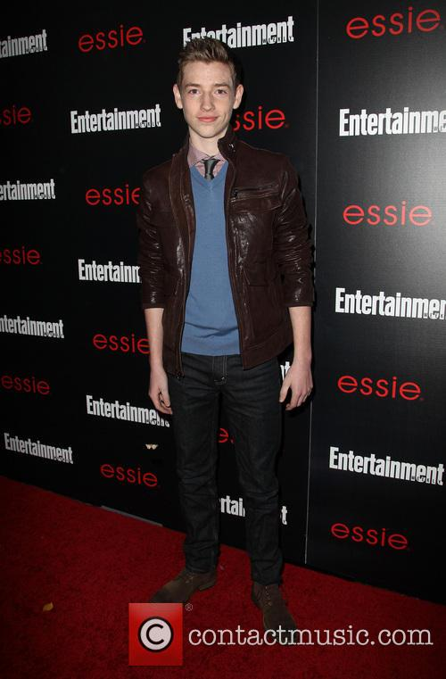 Entertainment Weekly, Jackson Pace, Chateau Marmont