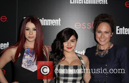 Jillian Rose, Ariel Winter and Nikki DeLoach 3