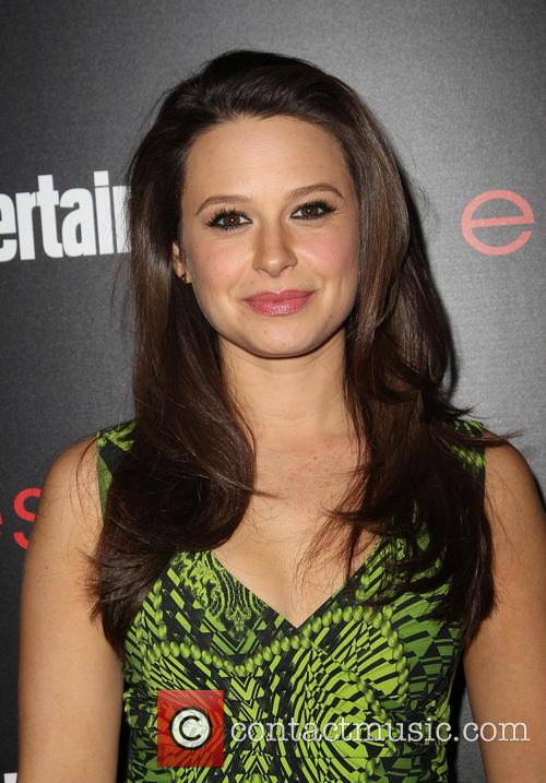 Entertainment Weekly and Katie Lowes 1