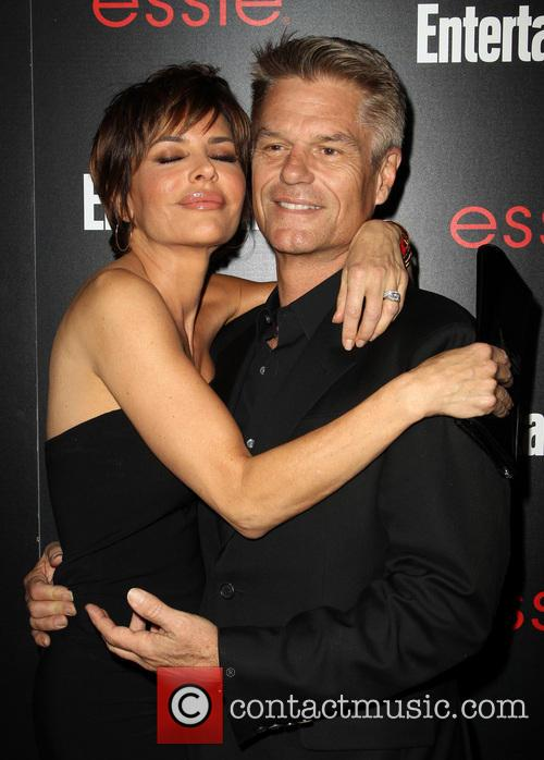 Lisa Rinna and Harry Hamlin 9