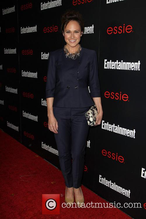 Entertainment Weekly, Nikki DeLoach, Chateau Marmont