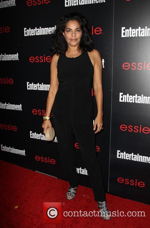 Entertainment Weekly and Sarita Choudhury 5