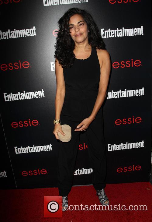 Entertainment Weekly and Sarita Choudhury 7