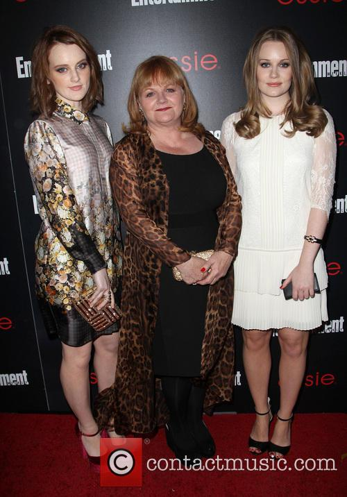 Sophie Mcshera, Lesley Nicol and Cara Theobold 4