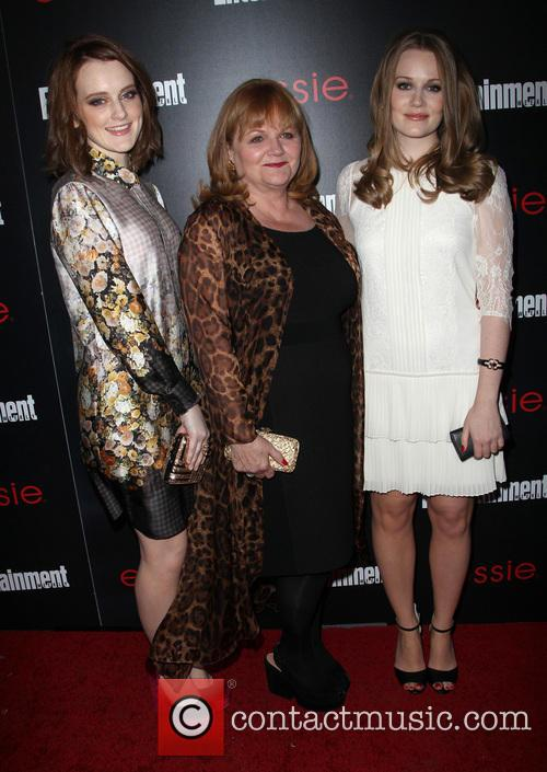 Sophie Mcshera, Lesley Nicol and Cara Theobold 5