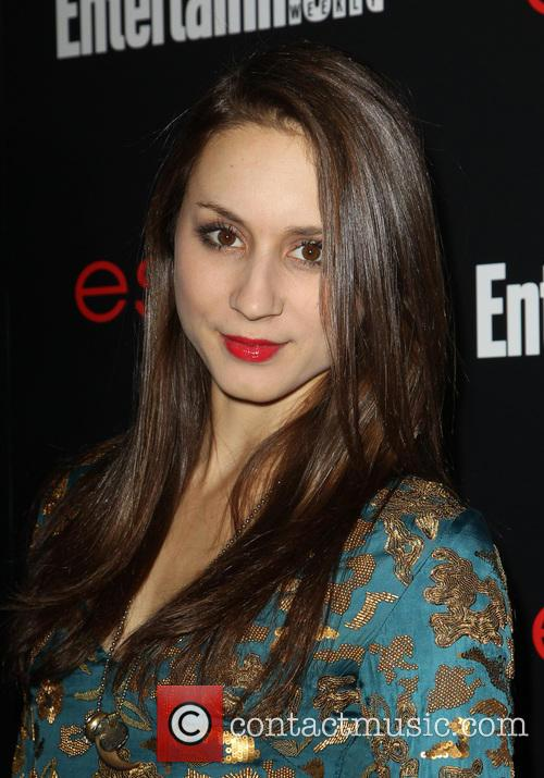 Entertainment Weekly and Troian Bellisario 2