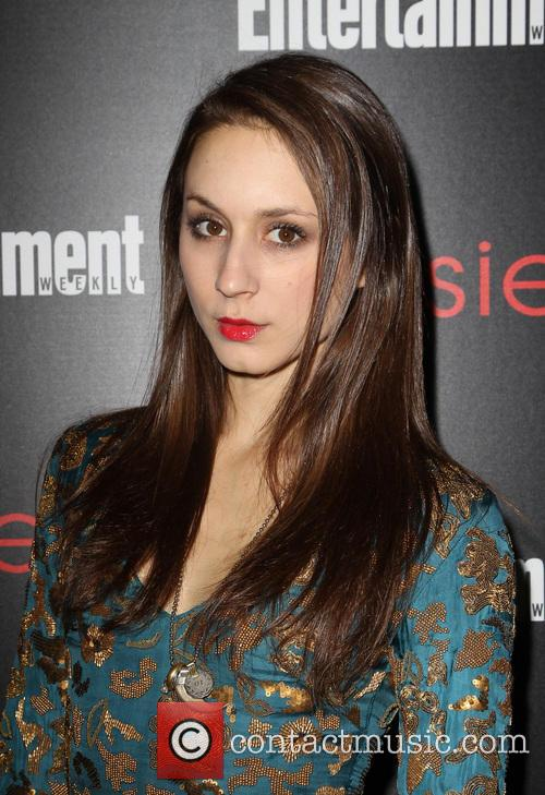 Entertainment Weekly and Troian Bellisario 3