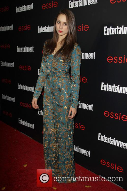 Entertainment Weekly and Troian Bellisario 4